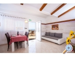 Appartements Roso m&m - Makarska Kroatien