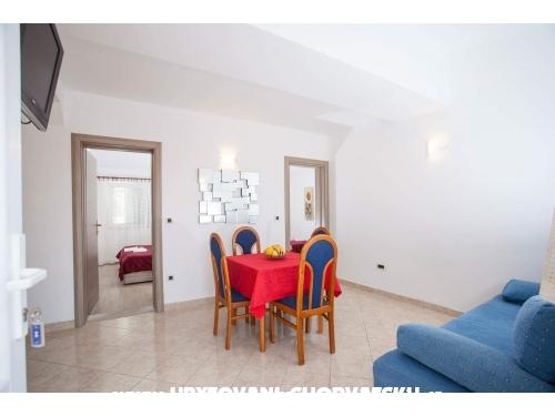 Apartments Roso m&m - Makarska Croatia