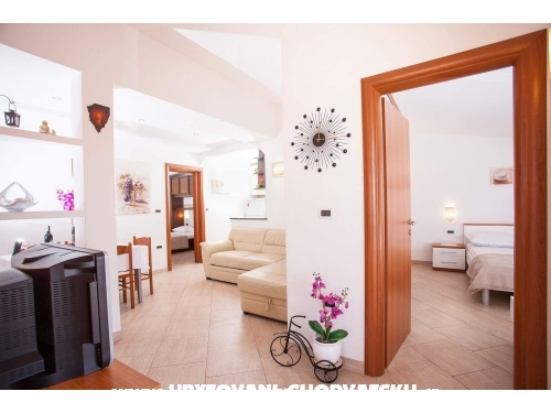 Apartmány Roso m&m - Makarska Chorvátsko