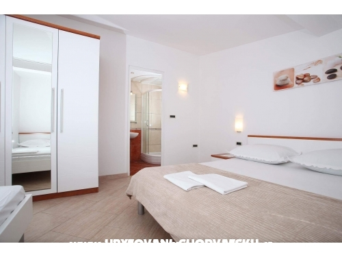 Apartmány Roso m&m - Makarska Chorvatsko