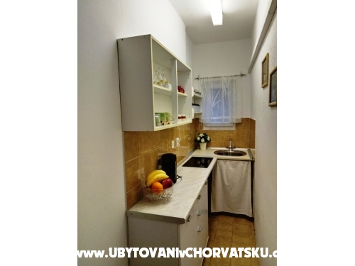 Appartementen Rubinić - Makarska Kroatië
