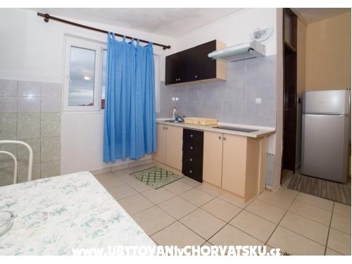 Appartementen Škorput - Makarska Kroatië