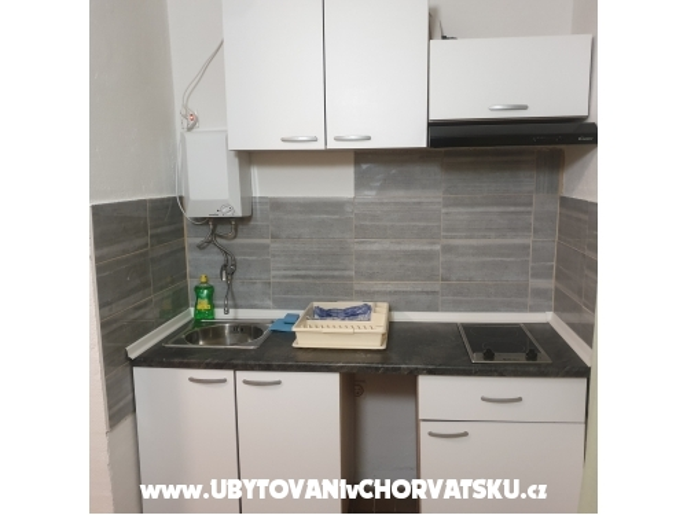 Apartmány Škorput - Makarska Chorvatsko