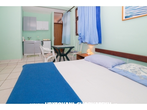 Appartements �korput - Makarska Croatie