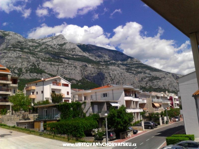 Apartm�ny Sre�o - Makarska Chorvatsko