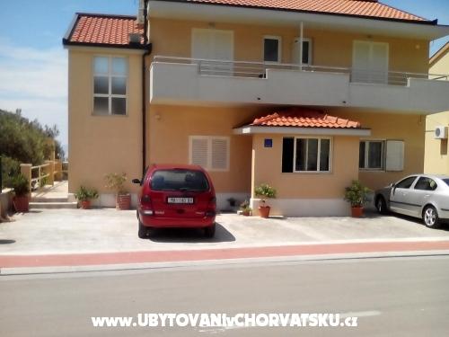 Apartmány Srećo - Makarska Chorvátsko