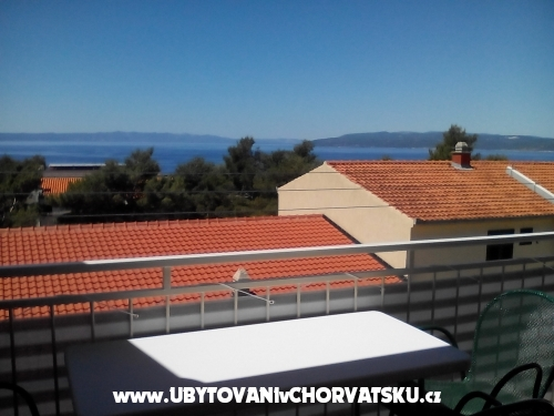 Апартаменты Srećo - Макарска Хорватия
