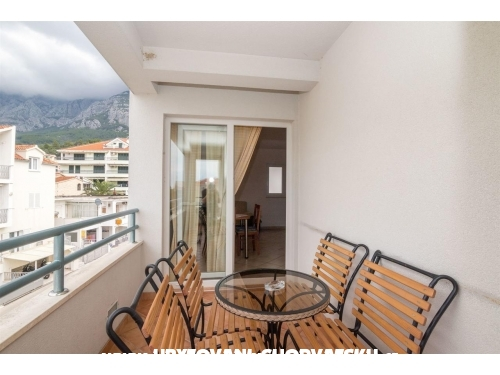 Apartments Srzić - Makarska Croatia