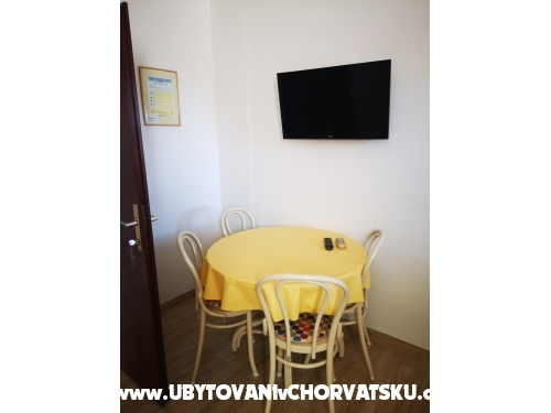 Appartements Stipičević - Makarska Croatie