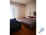 Apartmány Stipičević - Makarska Chorvatsko