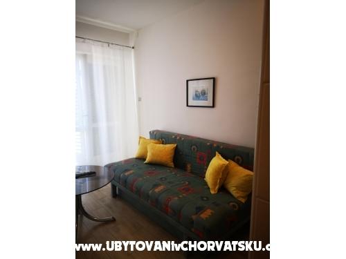 Apartmanok Stipičević - Makarska Horvátország
