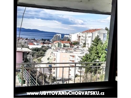 Apartmán Tanja - Makarska Chorvátsko