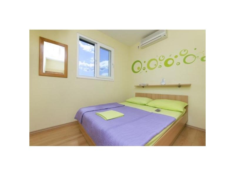 Appartementen Vidoš - Makarska Kroatië
