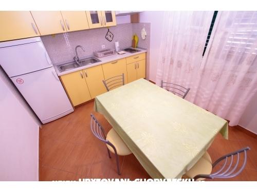 Apartmány Vrpolje - Makarska Chorvátsko