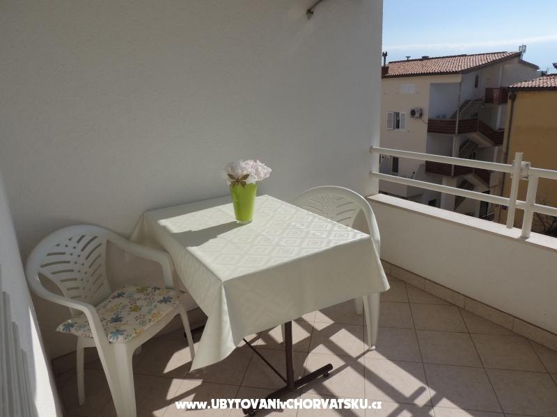 Apartamenty Vuj�i� - Makarska Chorwacja