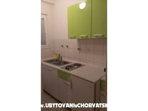 Huis Vujčić - Makarska Kroatië