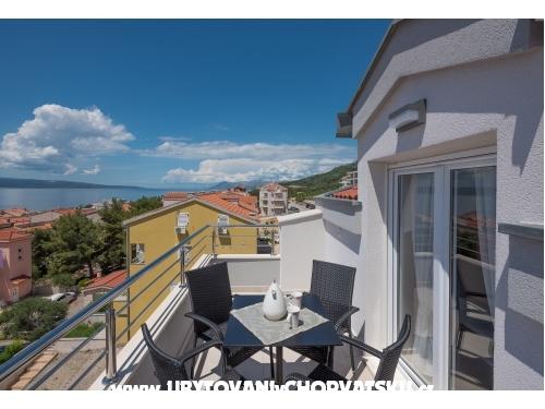 Apartmány Vujcic - Makarska Chorvatsko