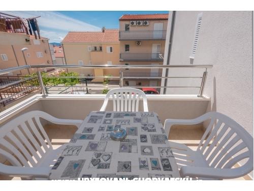 Appartements Vujcic - Makarska Croatie