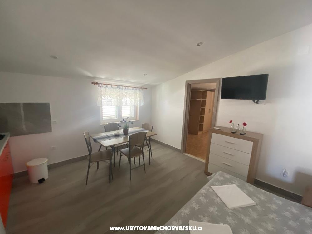 Apartmány Vuković - Makarska Chorvatsko