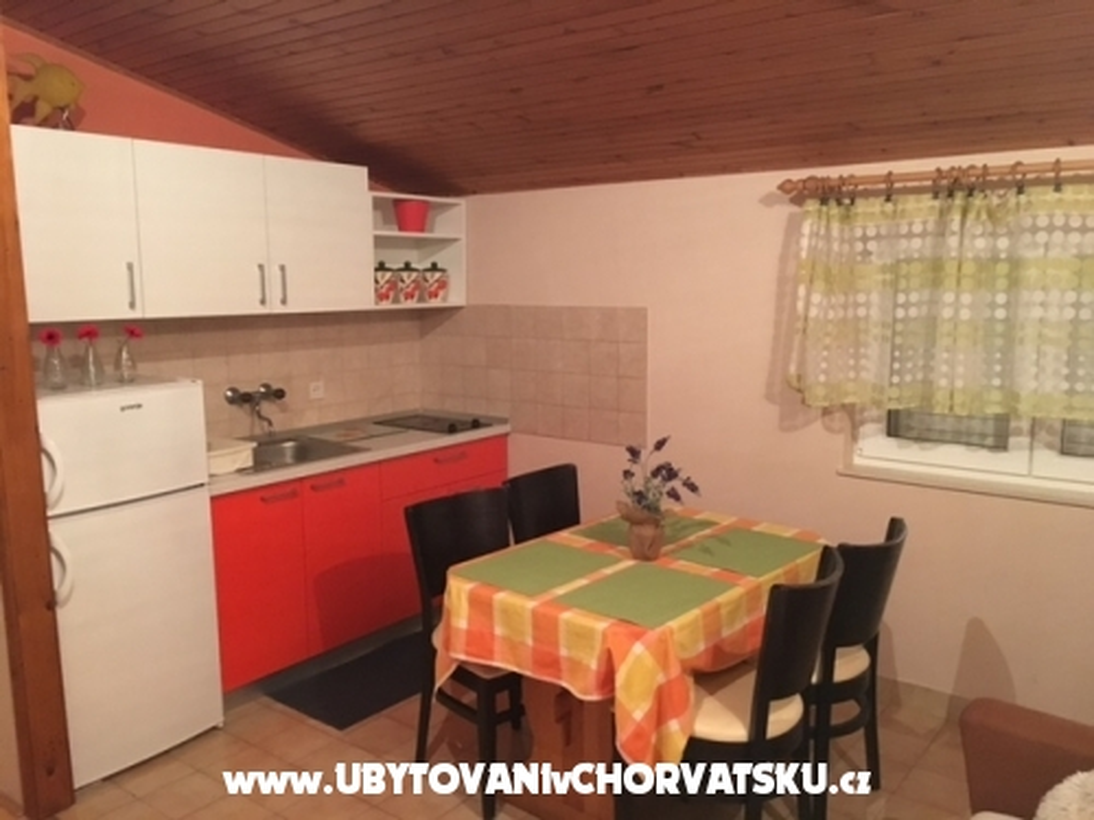 Appartementen Vuković - Makarska Kroatië