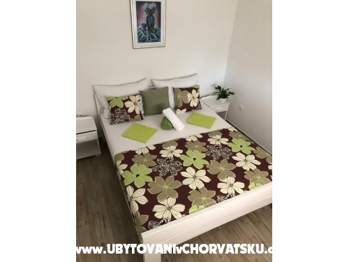 Apartmány Maša - Makarska Chorvátsko