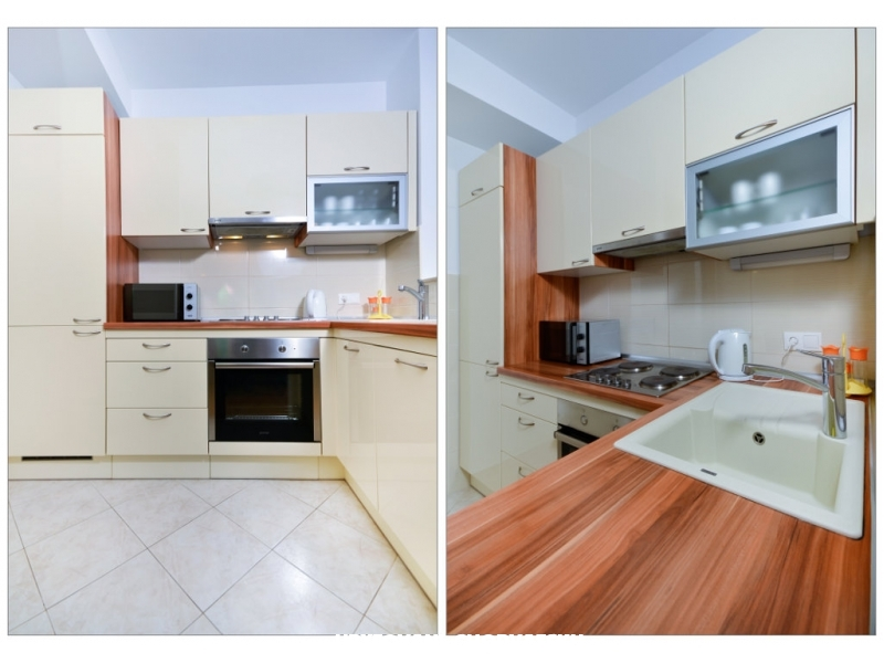 Appartementen Anita - Center - Makarska Kroatië