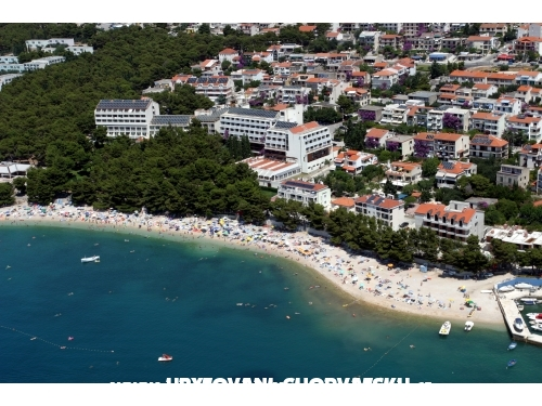 Appartamenti and rooms Gojak Milenka - Makarska Croazia