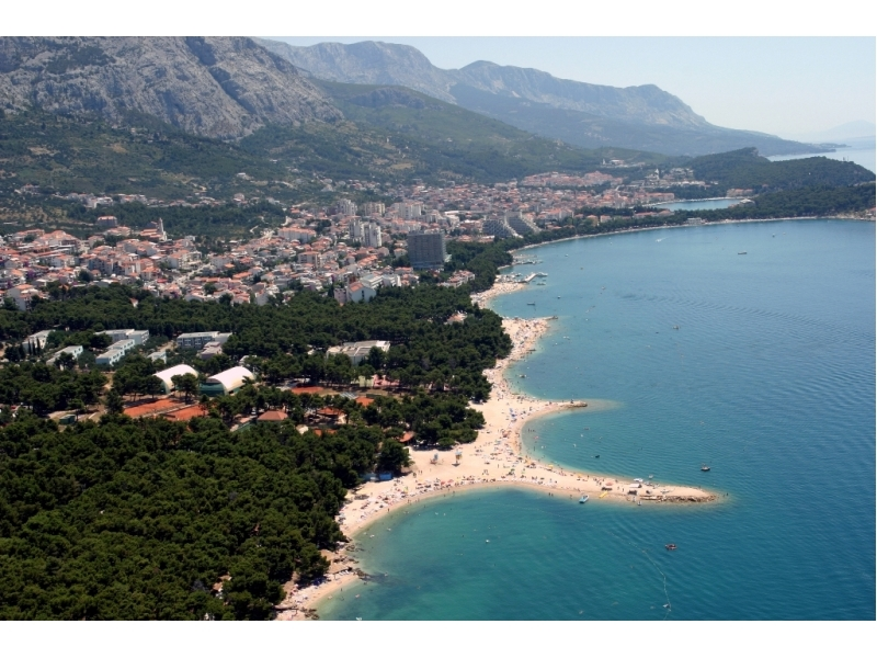 Apartments and rooms Gojak Milenka - Makarska Croatia