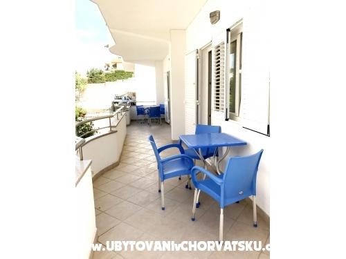 Apartmán A4+2 near sea - Makarska Chorvatsko