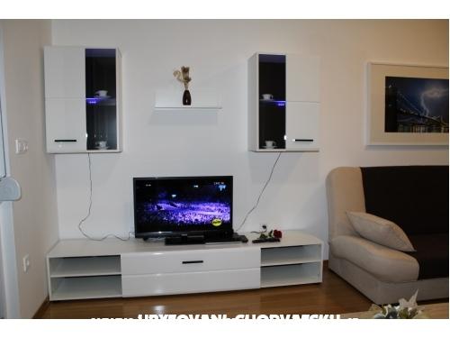 Apartmán Marko - Makarska Chorvatsko
