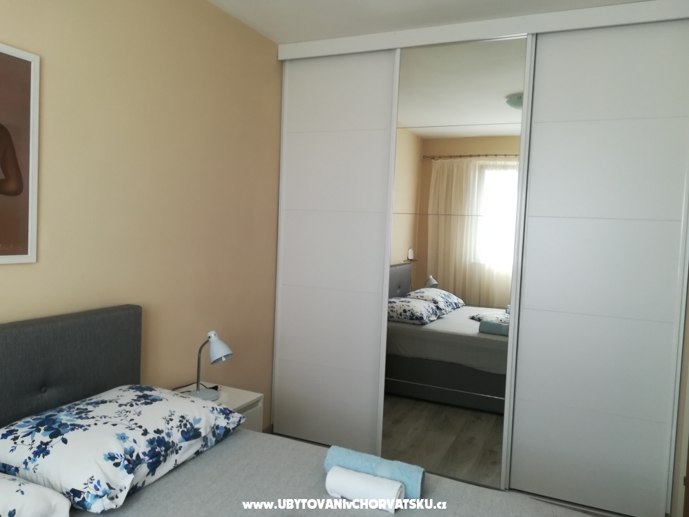 Apartmán Petar - Makarska Chorvátsko