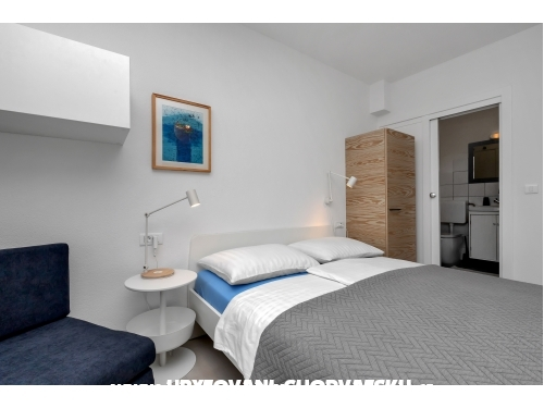 апартаменты и rooms Rica - Makarska Хорватия