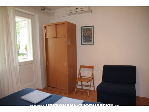 Apartm�ny and rooms Rica - Makarska Chorv�tsko