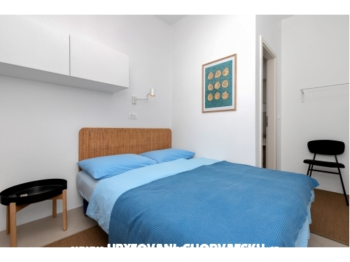 Appartementen and rooms Rica - Makarska Kroatië