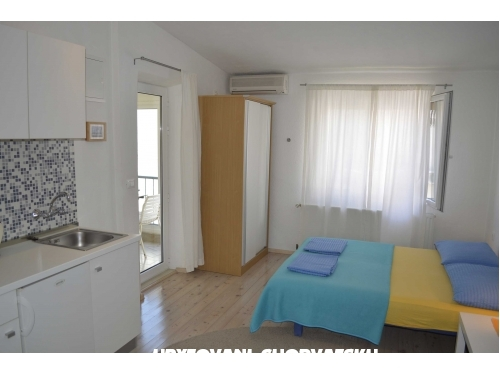 Apartmány and rooms Rica - Makarska Chorvatsko