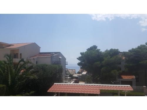 Apartmán Silva - Makarska Chorvatsko