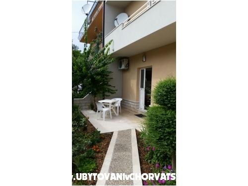 Apartmány Mia - Makarska Chorvatsko