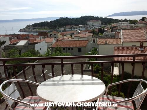 Apartmány Centar Makarska - Makarska Chorvatsko