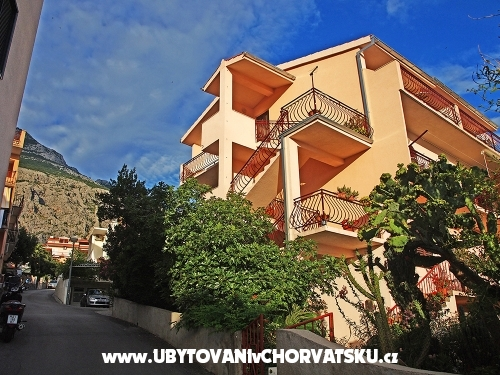 Apartm�ny Centar Makarska - Makarska Chorv�tsko
