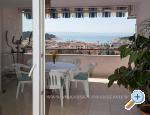 Appartement SEA VIEW - Makarska Kroatien