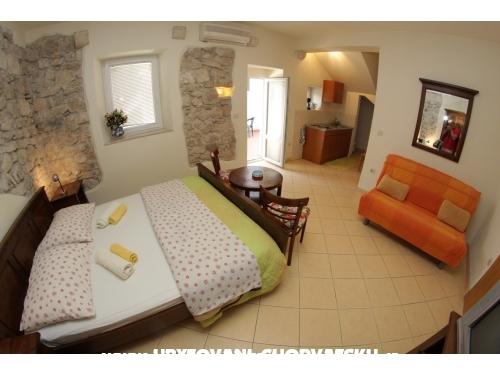 Apartmány Centar - Makarska Chorvatsko