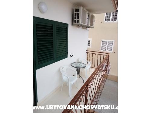 Apartmanok Edita - Makarska Horvátország
