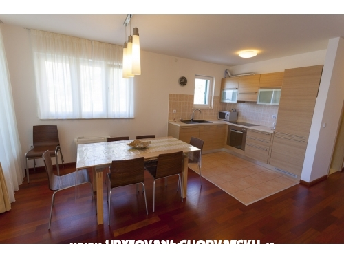 Apartm�ny Filipovic - Makarska Chorv�tsko
