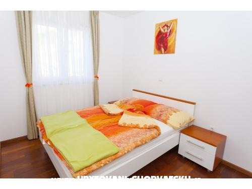 Apartmanok Filipovic - Makarska Horvátország