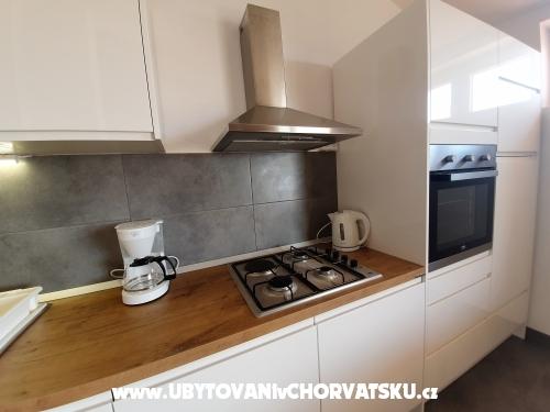 Apartmanok Ivo - Makarska Horvátország