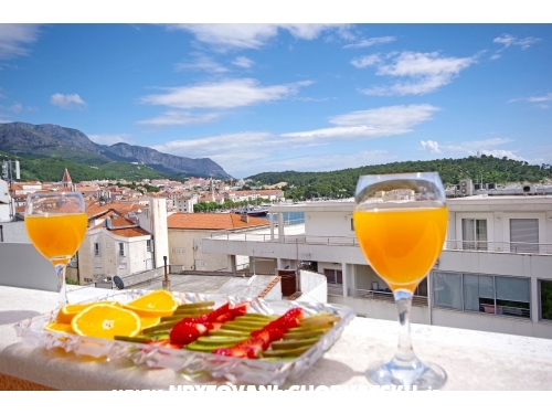 Apartments Luigi - Makarska Croatia