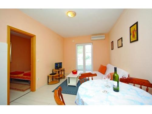 Apartmány Makarska - Makarska Chorvatsko