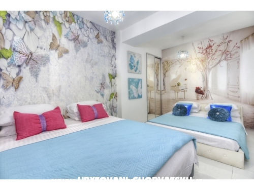 Apartmány Romy, 10m from the beach - Makarska Chorvatsko