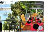 Apartments Romy, 10m from the beach, Makarska, Croatia