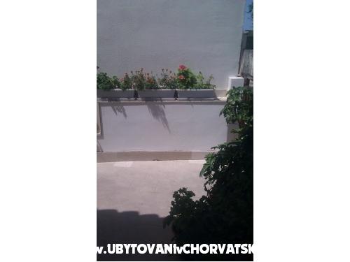 Apartm�ny Sani - Makarska Chorv�tsko